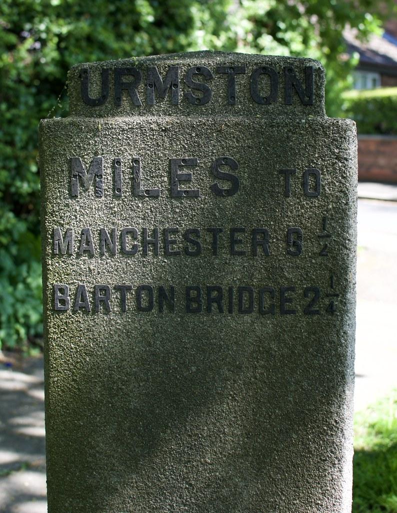 urmston sign