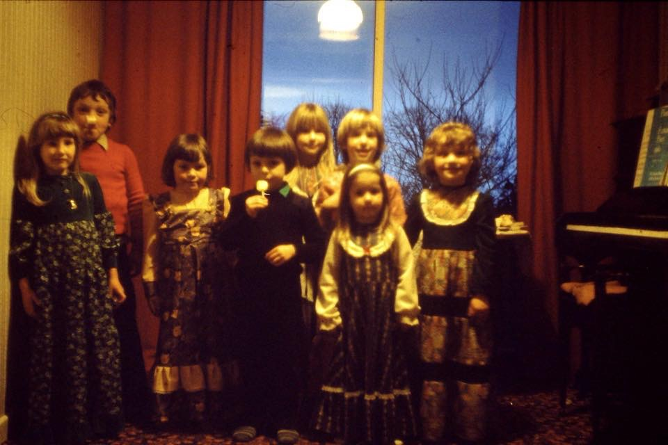 Best kids birthday parties (80's)
