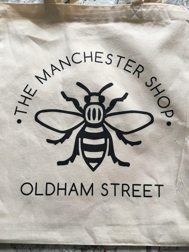 The Manchester Shop bag