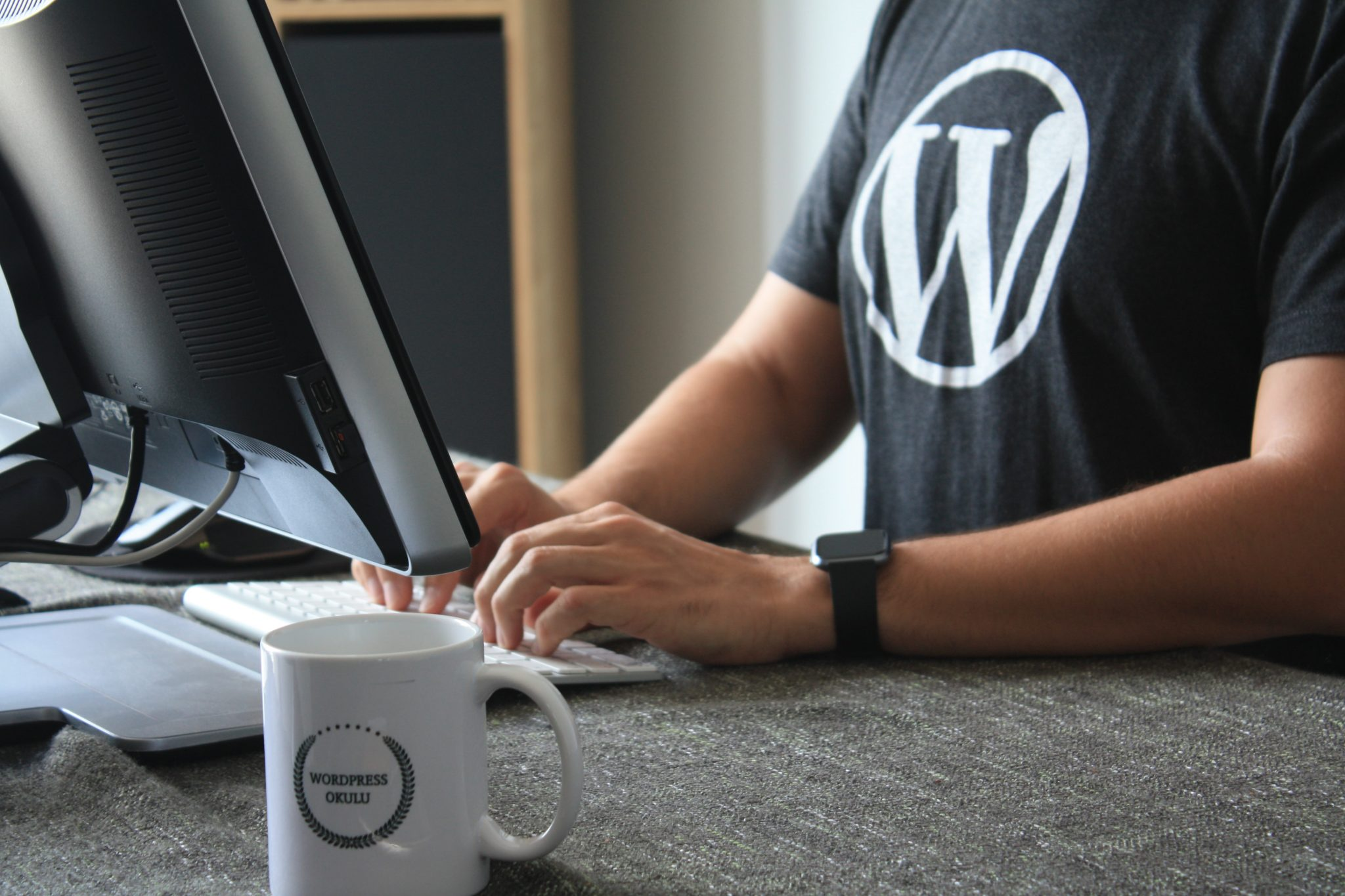How to edit a WordPress website