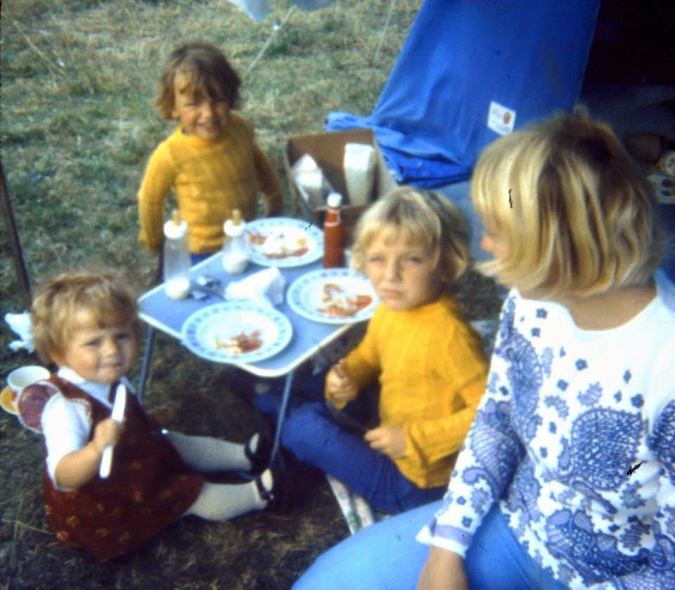 Camping 1976